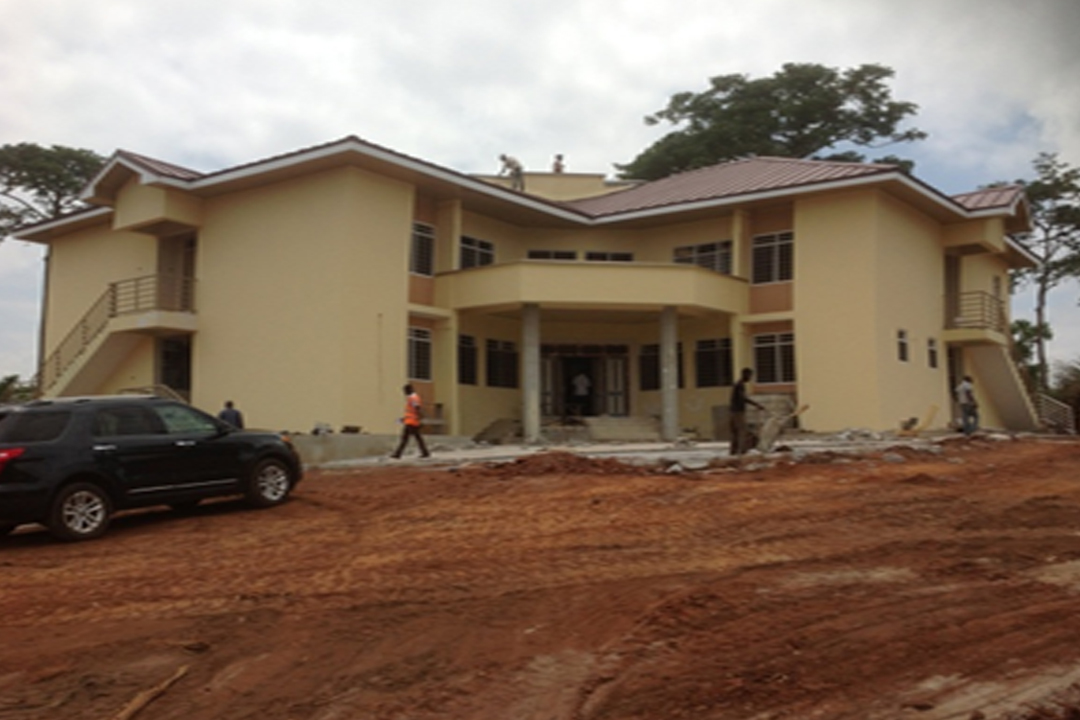 CONSTRUCTION OF 2-STOREY DISTRICT EDUCATION OFFICE BLOCKS